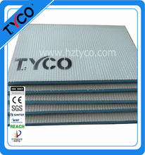 Tyco Professional Manufacture Thermal Insulation XPS Tile Backer Board Material Polystyrene