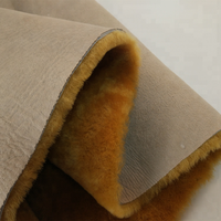 Wholesale 100% Genuine Shearling Sheepskin Leather
