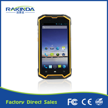 Handheld Android 5.1 Rugged 2D Barcode Reader Portable cheapest pda wifi NFC Industrial Android PDA