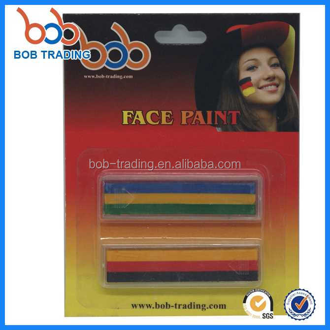 nice service Germany series face paint glow in the dark face painting