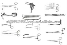 Dilatation And Curettage Instruments Set