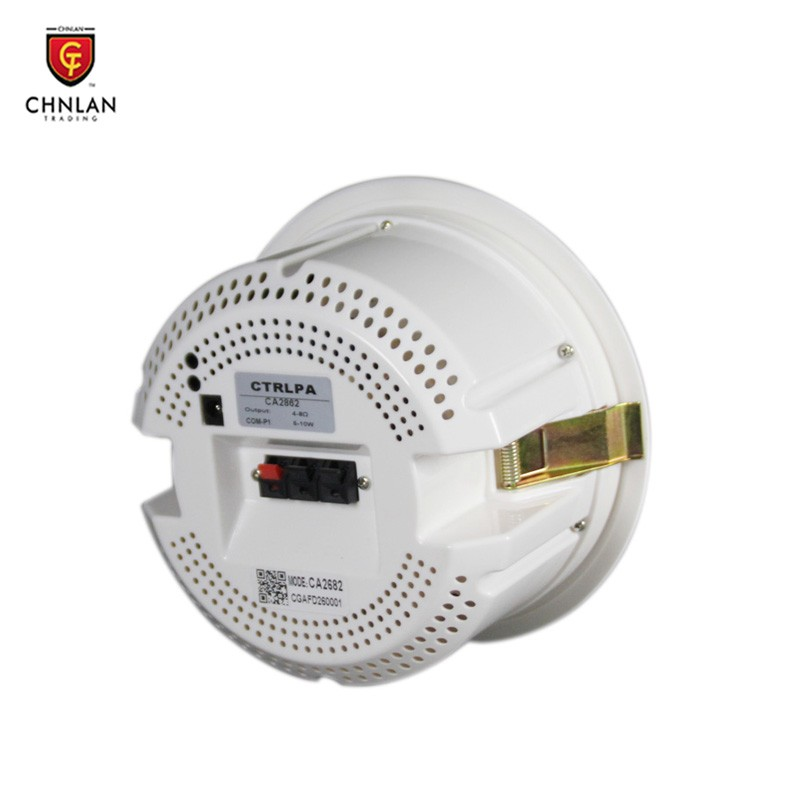 Bluetooth Ceiling Speaker With Amplifier 10w 8ohm Speaker
