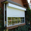 Window metal rolling shutter
