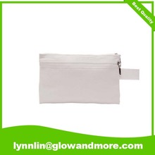 Factory Best Blank Canvas Cosmetic Bag