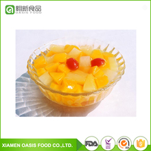 Factory Supply Canned Food Mixed fruit in Tins