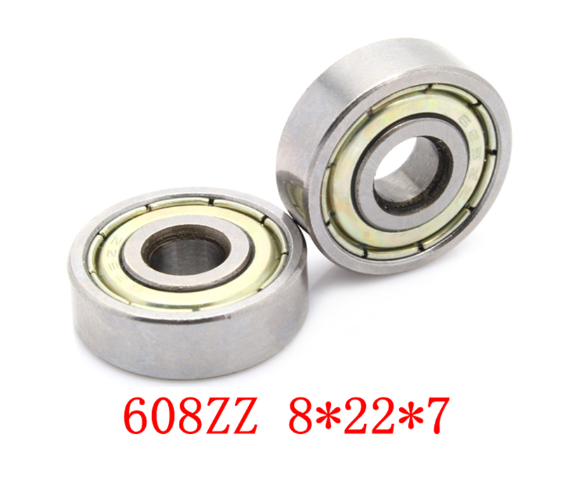 Bearing NSK 608Z1 deep groove ball bearing 608V1 608Z