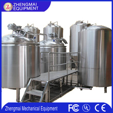 Zhengmai mash system/mash/boil/lauter combi vessel for beer brewing