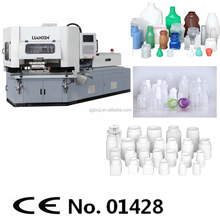 Automatic PP PE PS EVA Small Pharmaceutical / dairy/ households plastic bottle making machine price