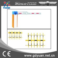 automatic barrier gate system with single bar