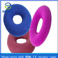 promotion products Inflatable Natural Medical Nylon PVC Ring donut Cushion With air pump