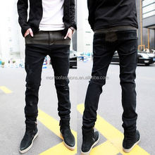 2018 New Spring And Autumn fashion men's skinny jeans fashion jeans skinny cool men's jeans