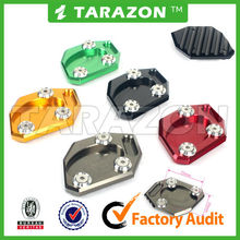 TARAZON brand top sale CNC click stand for motorcycle