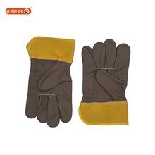 SHINEHOO Cheap Fire Fight Safety Cuff Industrial Gloves Work