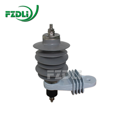 metal-oxide polymer 12KV to 33kv lightning arrester price