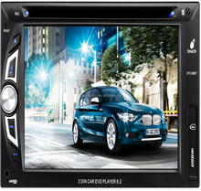Touch Screen Car DVD Player Bluetooth/Mirror link/Digital TV STC-6087