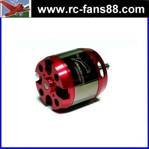 LEOPARD Model 5055 560KV RC Outrunner Brushless Motor & Propeller Adaptor LC5055-8T