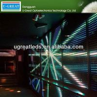 Advertising board p4 rental use led display movable led display