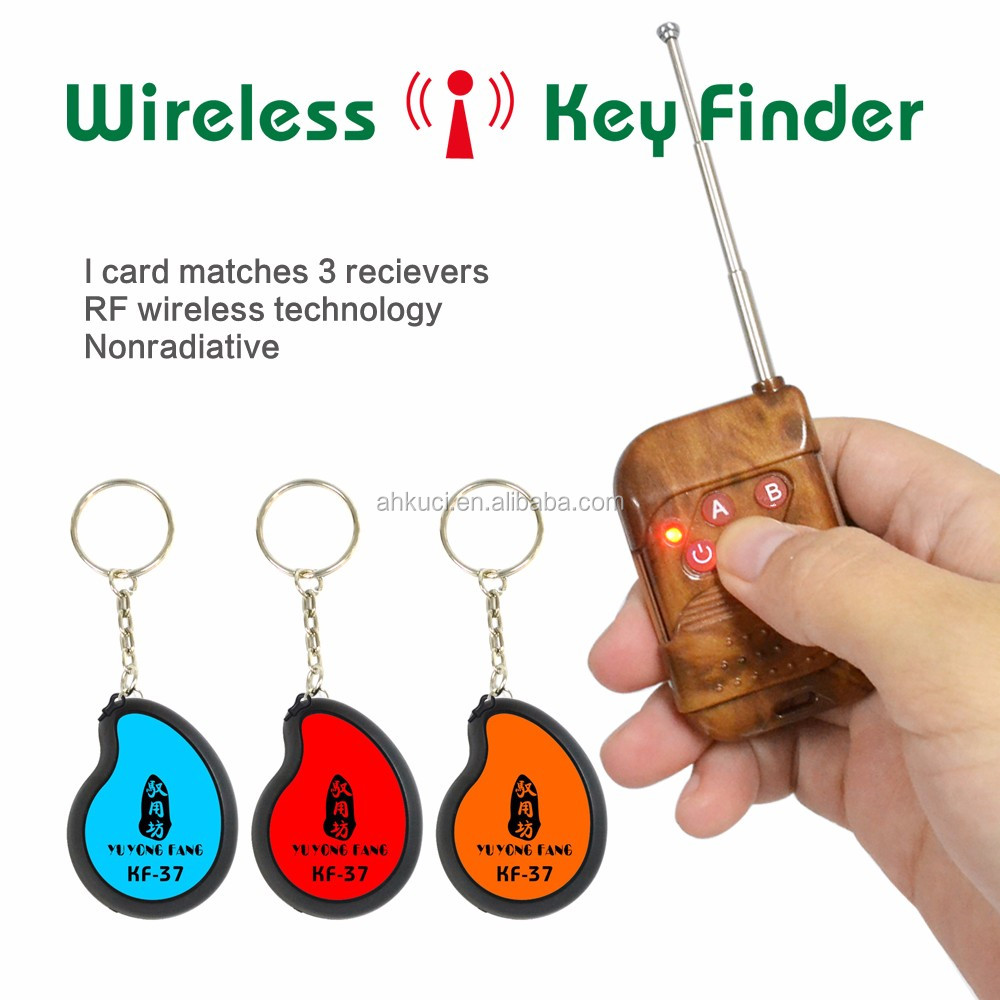 Newest 3 In 1 Wireless electronic whistle key finder/remote Control key finder/key tracker bluetooth key finder with keychain