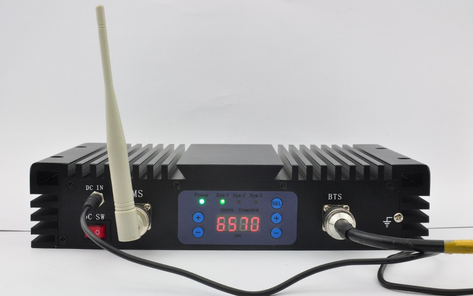 Professional machine to enhance mobile signal EGSM E900Mhz mobile signal repeater
