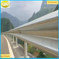 hot sale AASHTO M180 Highway Guardrail ,Hot Dip Galvanized W Beam Highway Guardrail from facrory