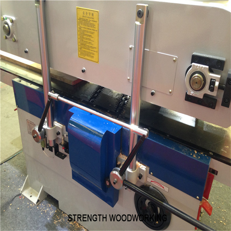 Automatic Planer MB505D for solid wood surface processing