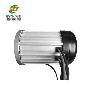 72V 5KW electric wheel hub motor for cool electric rickshaw