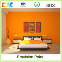 Latex waterproofing coating waterbased non toxit internal spray emulsion wall paint