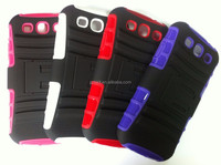 compatible armor case for Samsung Galaxy S3 i9300