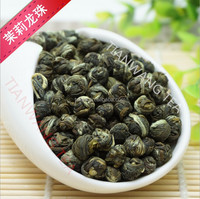 100g per bag 2016 new Premium Jasmine Dragon Pearls Green Tea