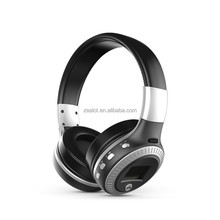 Zealot SD Player Wireless Music Bluetooth Headphones With Microphone Memory Card and FM Radio