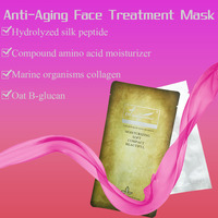 Herbal Collagen Anti Aging Hydro Essence Facial Mask