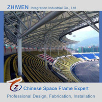 Modern Design Steel Structure Stadium