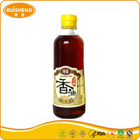 Hot Sell Organic Sesame 160ml 100% Pure Food Oil