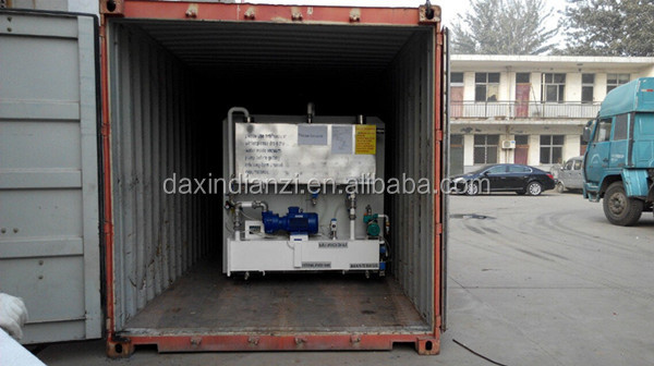 High frequency Timber dryer vacuum Chamber Machine