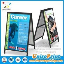 2016 hot selling for sale Iron A Board, Advertsing pavement sign