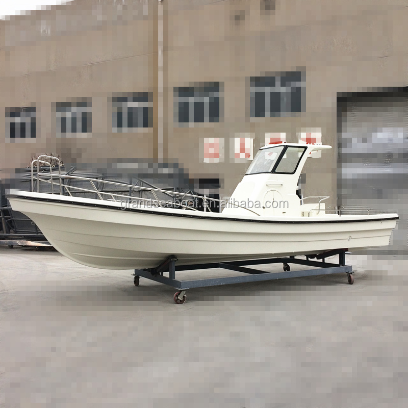 26ft Panga Model Outboard Motor Fishing Boat for sale