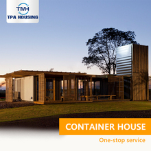 Prefab Houses Container Prefabricate Container House Wall Cladding For Office&Shop With Transportation Settings