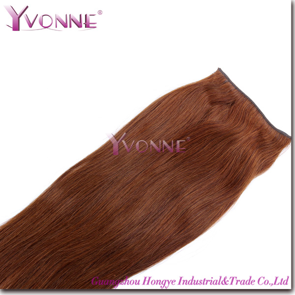 2014 new product high quality remy hair hair extensions human clip in