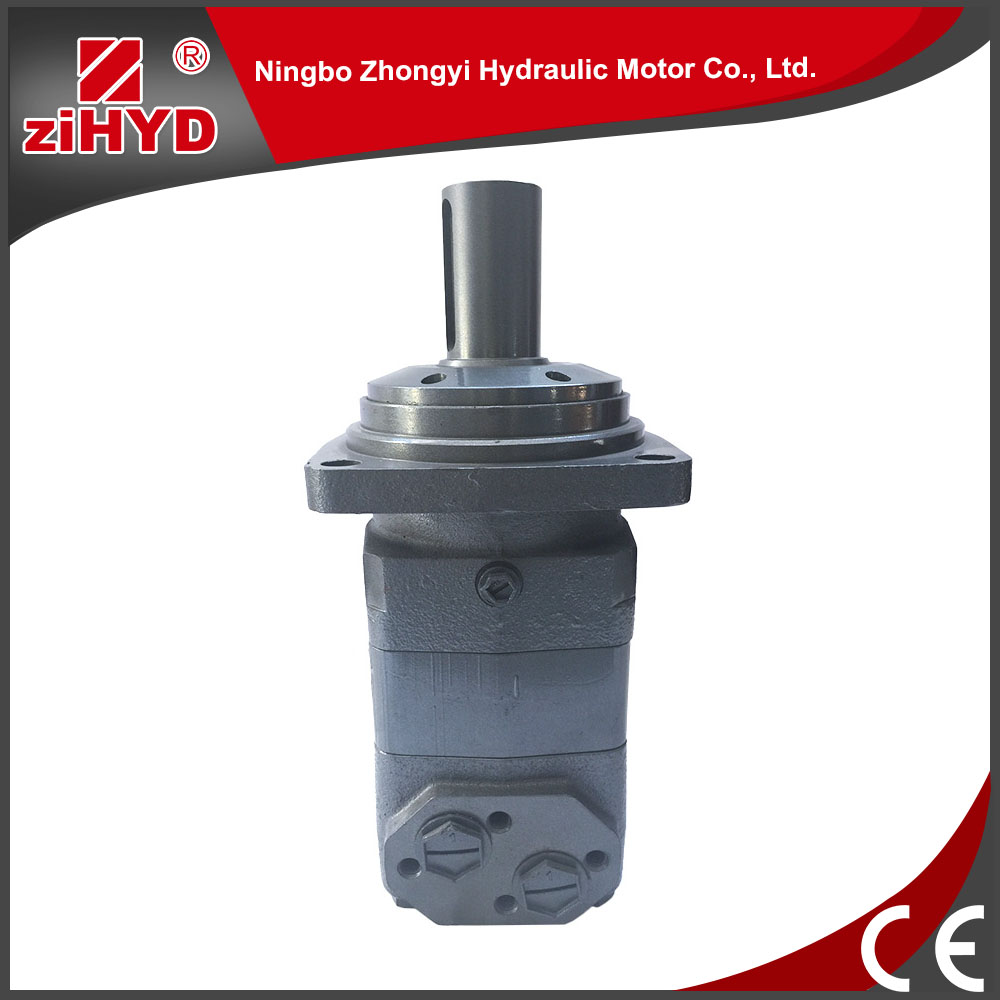 low cost high quality hydraulic motor for horizontal injection molding machine