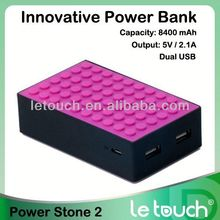 2013 Hotest portable power bank for netbook battery pack for iphone 4/4S/5