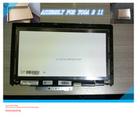 China lower price lcd replacement assembly for YOGA 2 11