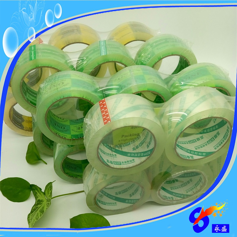acrylic adhesive single-sided polyester tape