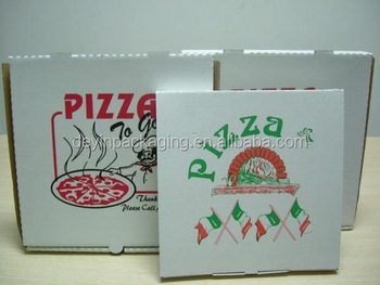 Custom Wholse Bulk Cheap Pizza Boxes With High Quality