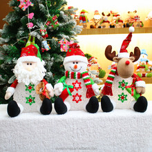 New christmas snowman santa and deer led christmas lights
