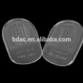 shoe heel pad gel heel cushion pads PGEL 3006