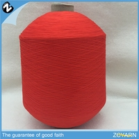 Polyester Twist Covered Spandex Yarn Waste