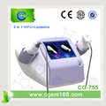 CG-755 2 in 1 hifu skin tightening hifu machine body sculpting weight loss machine hifu liposonix machine