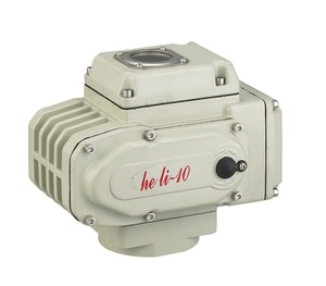 Easy mounting HL-10 Electrical Actuators for HVAC with CE certificates