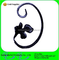 ornamental wrought iron scrolls decorative baluster