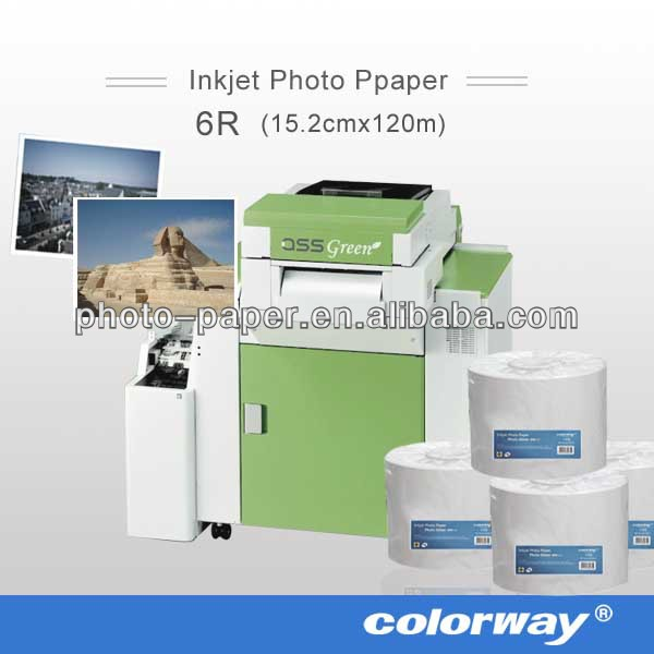 "Dry minilab for SL-D3000 photo paper 5"" 6""8"" 10'' 12''"